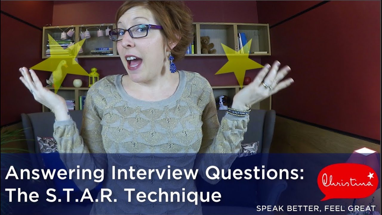 star interview answers