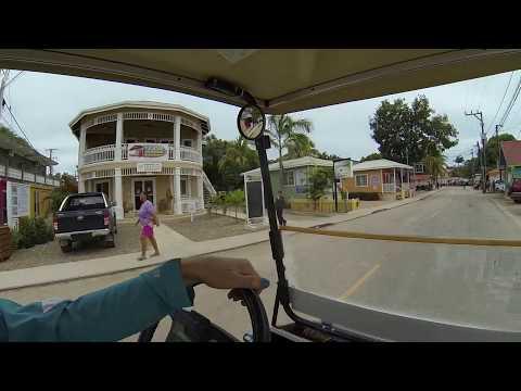 Cart ride thru