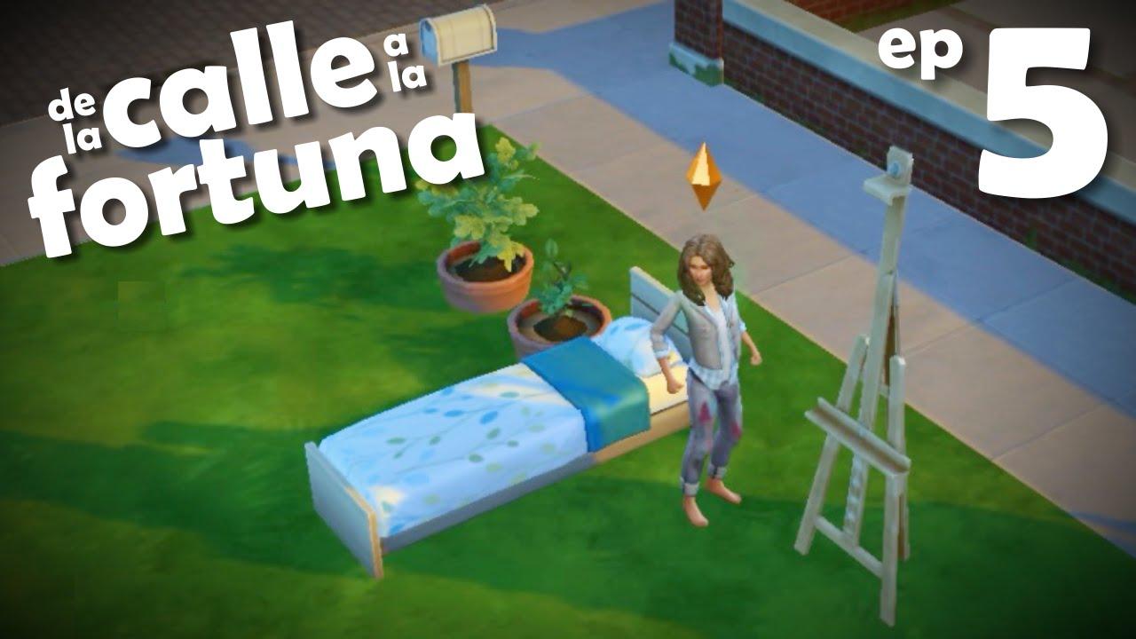 Poste de tira de Sims 2