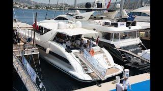 Motor Yacht MIRACLE Mangusta 80