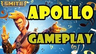 "SMITE Apollo Gameplay - ""Ups and Downs"""