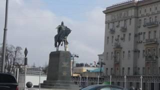 Обманутые дольщики Московского региона 18 марта 2017 года вышли на пикеты в центре Москвы
