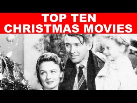 Top Ten Christmas Movies - YouTube