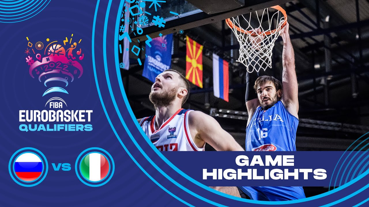 Russia - Italy | Highlights
