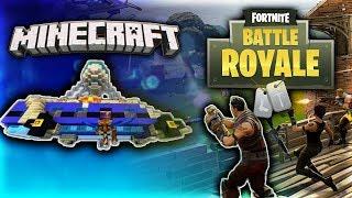 Minecraft Fortnite in Minecraft+Download