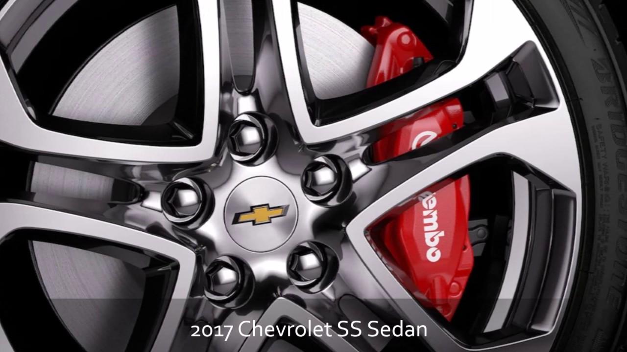 2017 Chevrolet SS Sedan At Montgomery Chevrolet Serving Louisville, KY!
