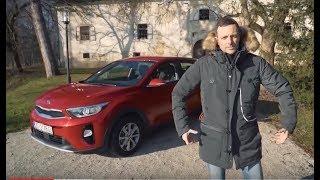 Kia Stonic - odgovor na Hyundai Konu? - testirao Juraj Šebalj