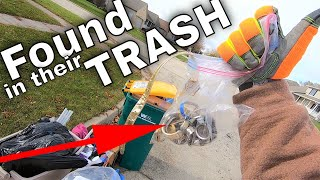 Craziest Things Found in the Neighbor's Trash