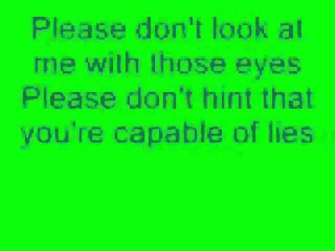 blink 182 first date lyrics
