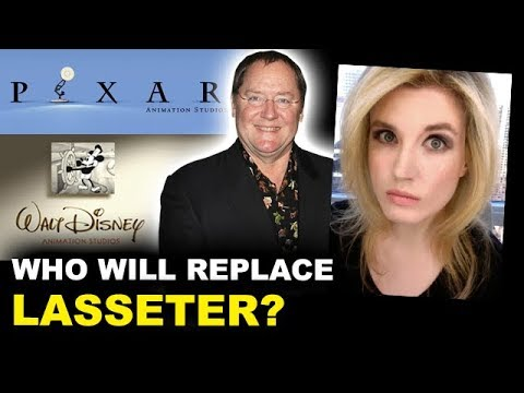 John Lasseter Scandal - who will head up Disney Animation & Pixar?