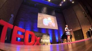 Bokashi: a Small Solution for a Big Problem | Tindall Ouverson | TEDxFurmanU