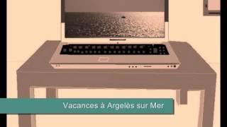 Vacances Argel�s sur Mer Plage (66700) Tourisme Pyr�n�es Orientales