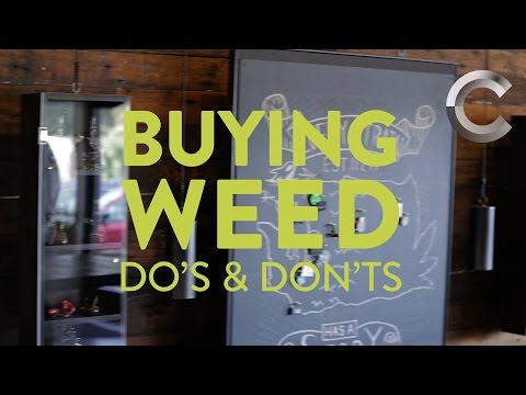 Baked: Buying Recreational Cannabis: Do's & Don'ts