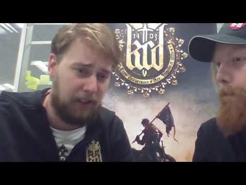 Warhorse Interview