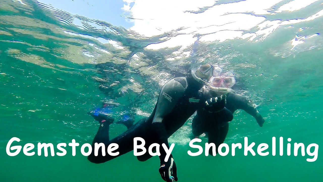 gemstone bay snorkelling coromandel nz