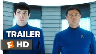 Star Trek Beyond Official Trailer 4 (2016) - Zachary Quinto Movie
