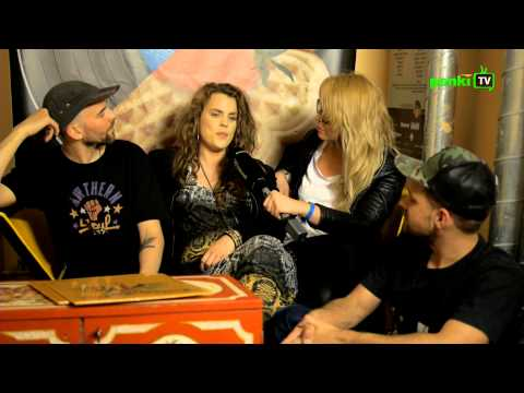 LOFTAS FEST 2013. Backstage interview uncut: Supersci (SE)