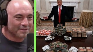 Baixar Joe Rogan on Trump's Fast Food Feast