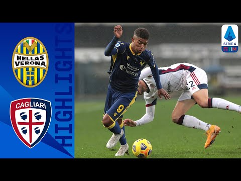 Hellas Verona 1-1 Cagliari | Zaccagni chiama, Marin risponde: finisce 1-1 | Serie A TIM