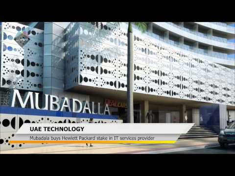 Arab Business - Mubadala buys Hewlett Packard stake in IT services provider