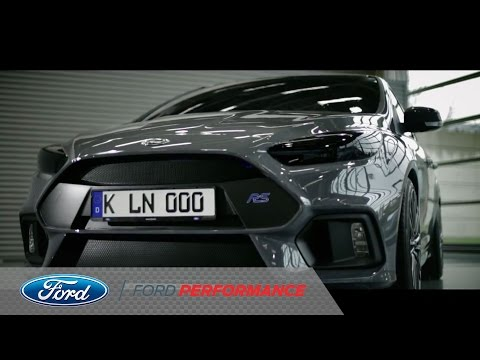 Neuer Ford Focus RS in YouTube-Dokumentation