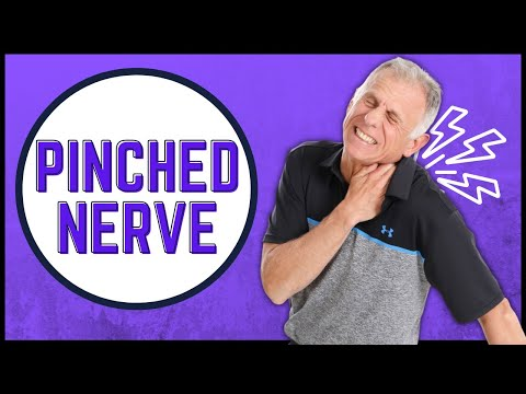 Most Important Exercises To Help Pinched Nerve & Neck Pain.