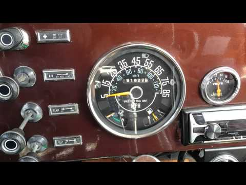 Jeep CJ LED Turn Signal Indicators