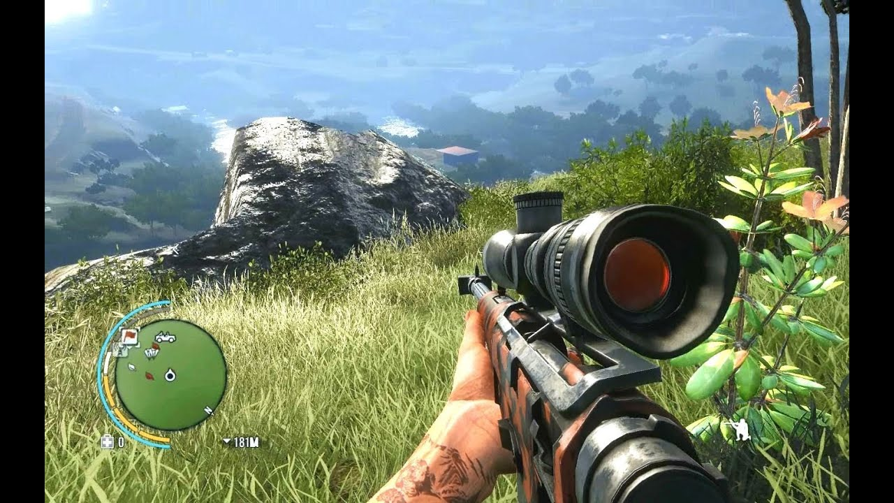 How to unlock all signature weapons in far cry 3 classic edition.