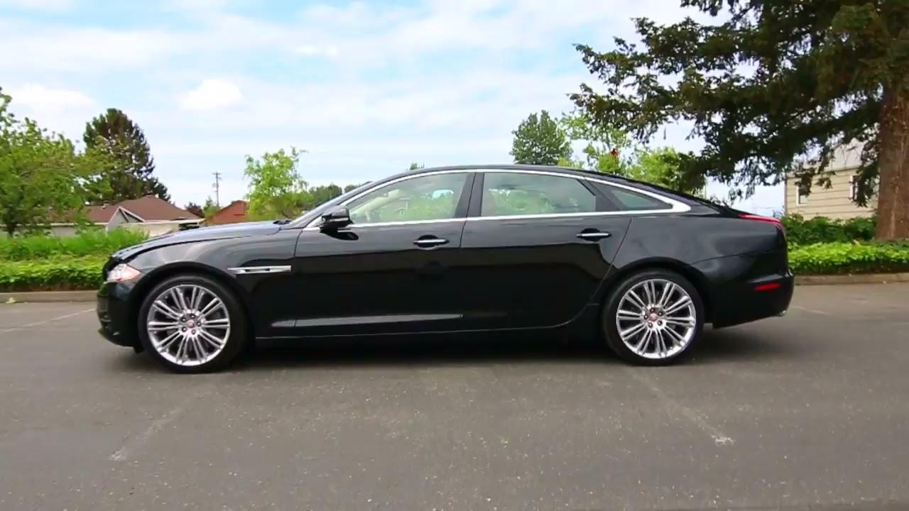 Jaguar XJL Supersport A Hp Luxury Liner YouTube - 2011 jaguar xj supersport