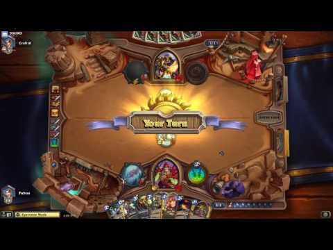 Hearthstone Cheap Deck Build: Rogue Spell Damage
