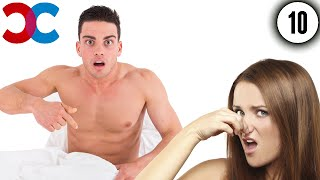 10 Disgusting Things Men do that Women Don't Know About