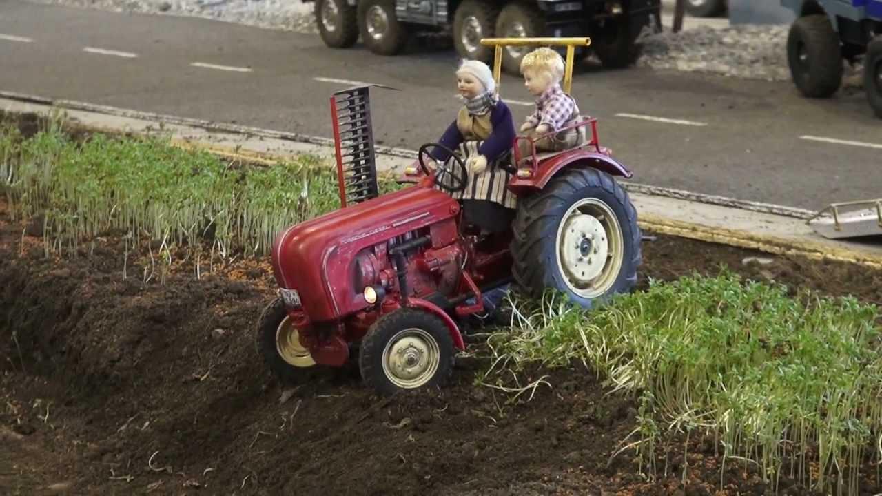 Porsche traktor farmer ranch youtube