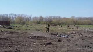 Реальный бой в Донбассе . Секретные материалы, обнародовано