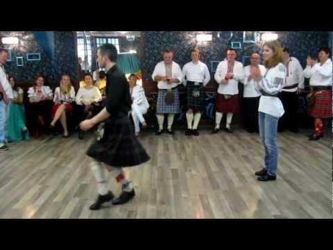 Scottish Step Dancing - Jig, Strathspey and Reel