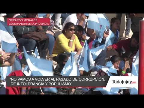 Morales: No vamos a volver al pasado de corrupción