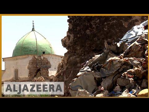 🇮🇶 Mosul residents frustrated with slow progress rebuilding of city | Al Jazeera English