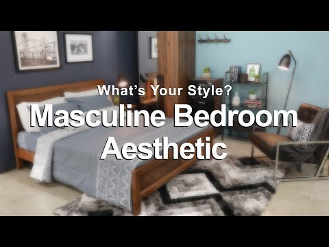 masculine-bedroom-aesthetic-|-mf-home-tv