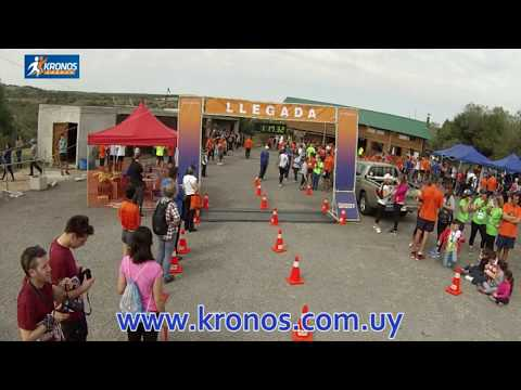 RUNFIT ADVENTURE RACE 8K - 2015 - LLEGADA