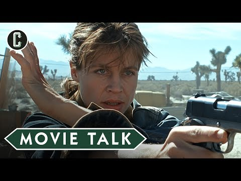 Linda Hamilton Joins Terminator Sequels from James Cameron & Tim Miller - Movie Talk