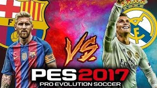 Pro Evolution Soccer (PES) 2017 | Gameplay | PC | Max Settings | 60fps |1080p| Detailed Graphics