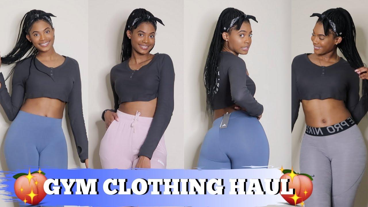 Affordable Gym Clothing Try on Haul | Gymshark , Nike , Adidas