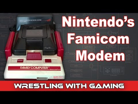 The Story Of The Famicom Modem - Nintendo