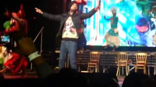 BRIT ASIA AWARDS 2013. DILJIT DOSANJH PART 1
