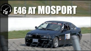 E46 Track Car At MOSPORT (CTMP Grand Prix Track)- Project BMW: Jekyll & Hyde