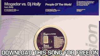 Mogador Vs DJ Holly Feat Karly DV650 09CDS People of the World  Andrea T Mendoza Vs Steven Tibet Radio