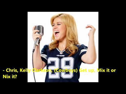 Kelly Clarkson - Get Up - Mix 106,5