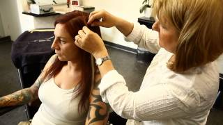 Vorher Nachher Video Friseur For You