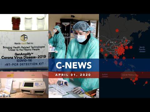 UNTV: C-News   April 01, 2020