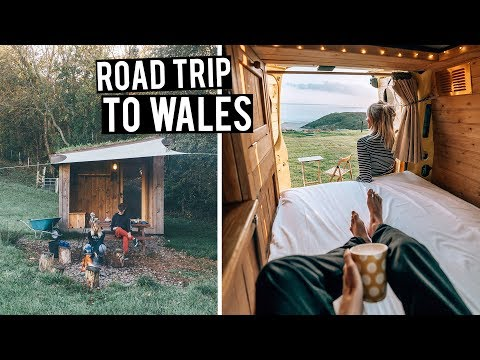 You NEED TO VISIT WALES! | South West Wales Road Trip