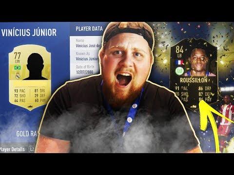 SPELARE DU *MÅSTE* HA PÅ FIFA 19!! & GALNA PACKS!! - FIFA 19 SVENSKA